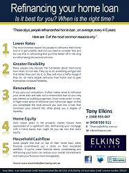 Refinancing Flyer